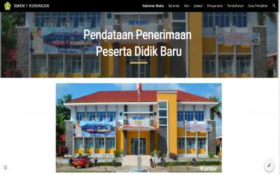 Petunjuk PPDB SMK Negeri 1 Kuningan